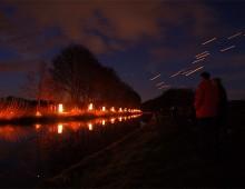 Ballade van het Langste Lente Licht, maart 2008
